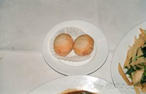 薺菜冬笋@上海中国飯店