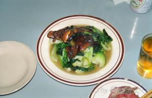 蘇州料理@外貿賓館