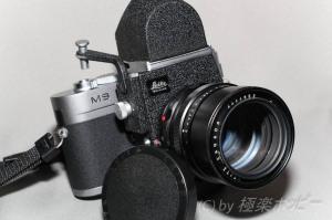 ビゾSUMMICRON 90mmF2.0+ライカM9