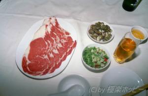 圍爐酸菜白肉火鍋@台北食べ歩き