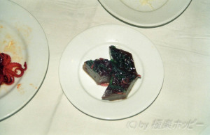 パイナップルサラダ@上海中国飯店