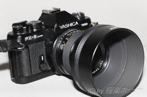 YASHICA FX-3 SUPER 2000@Y/Cマウント