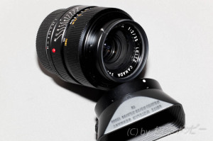Summicron-R 35mmF2.0 1.Model@初代9枚玉
