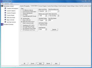 ニコンF90X+MC33ケーブル+USB-RS232Cコンバータ@SOFTALK200+Windows7