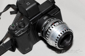 E.Ludwig Meritar 50mmF2.9+GXR@エキザクタ復興計画