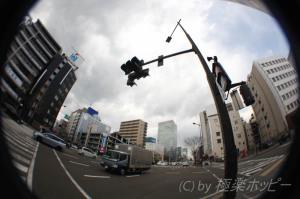 SIGMA FISH-EYE ULTRAWIDE 180°ANGLE 12mmF8.0+EOS 5D MarkⅡ@円周魚眼