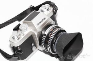 Carl Zeiss Jena Pancolar 50mmF1.8+ベッサフレックス@アトムレンズ