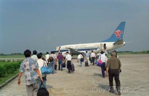中国南方航空@長沙から香港へ