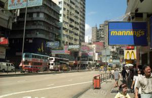 チムサーチョイぶらぶら@香港観光