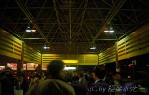 タクシー乗り場@香港啓徳機場