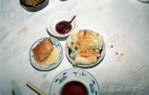 朝の飲茶@旺角新光酒楼