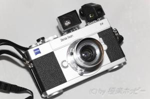 Summaron 35mmF3.5+Zeiss Ikon@ゴミ屋敷現像所