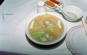 鹹菜蠔仔湯@韓江春