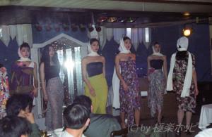 ファッションショー@潮州菜館