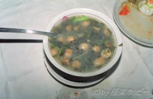 紫菜蠔仔湯@金海湾潮州城酒楼