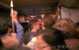 MTR香港@チムサチョイからホテルへ