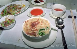 黒魚子扒天九翅@新派広東料理