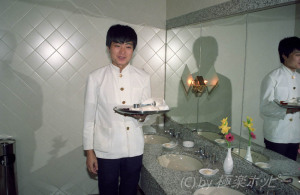 服務員@新錦江飯店