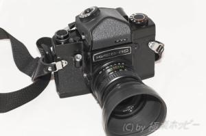 Kiev60+B.G.I. 80mmF2.8 MC@Pentacon Sixマウント