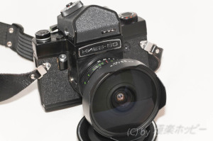 Zodiak-8 30mmF3.5+Kiev60 B.G.I. @Pentacon Sixマウント