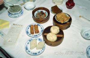 昆布入りのお粥@重慶賓館