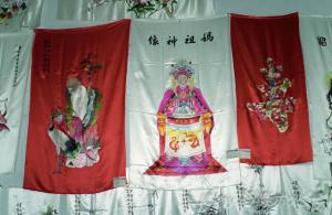 媽祖神像@重慶ぶらぶら