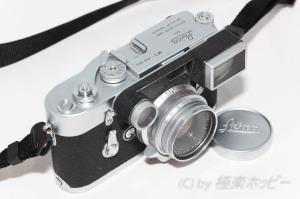 Pro Image100試写報告@ライカM3+眼鏡付きズミクロン35mm初代8枚玉