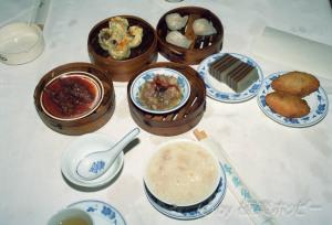広東飲茶@重慶賓館
