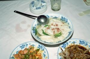 鶏豆花@重慶飯店