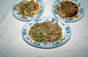 天麻汽鍋鶏@重慶飯店