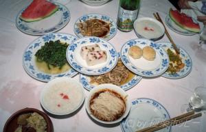麵点類@重慶飯店