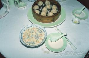 上海の朝食@錦江飯店