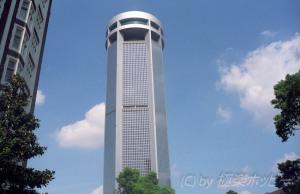 ジンジャンタワー@上海錦江飯店