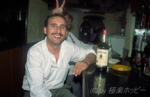 ドイツ人@上海人民酒吧
