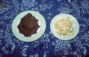 白汁魚唇@上海錦江飯店