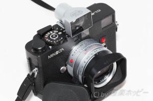 LEICA SUMMICRON-M 35mmF2.0 ASPH+ミノルタCLE@ProImage100