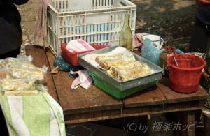 蛋餅@鎮江から揚州へ