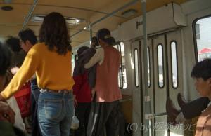 バスに乗ってみた@揚州ぶらぶら