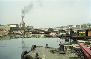 古運河@文峰塔を見にぶらぶらと