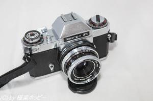 Icarex 35@西独製Praktina