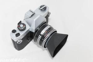M42 automaticアダプター@Rolleiflex SL35