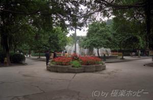 噴水@福州西湖公園