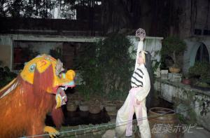 獅子舞@福州西湖公園