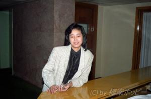服務員@福州海山賓館