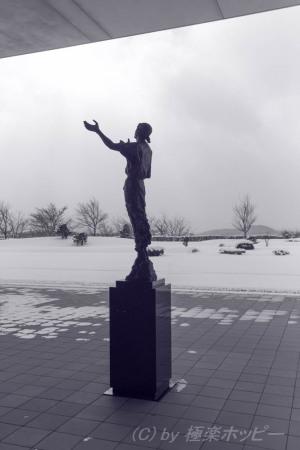 彫像@ライカで散歩