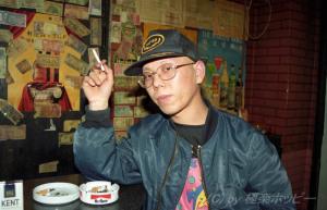お兄ちゃん@上海人民酒吧