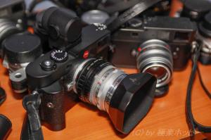 ライカM10用Visoflex@SEPTON50mmF2.0(ディッケルマウント用アダプター)、