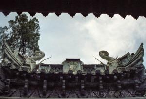 蒋介石の別荘へ@渓口観光