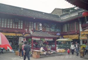 城隍廟@寧波観光