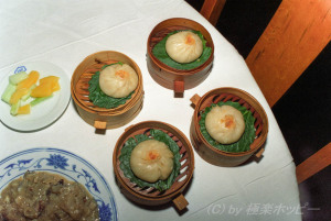 蟹の塩辛@寧波華僑飯店
